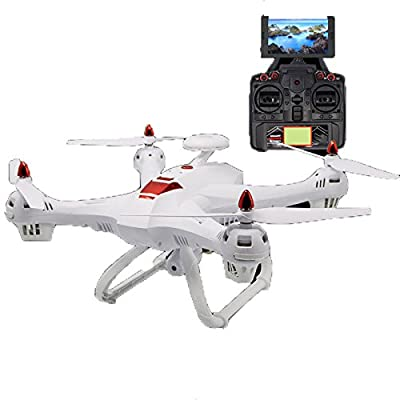 MLL Large quadcopter drone aerial RC plane