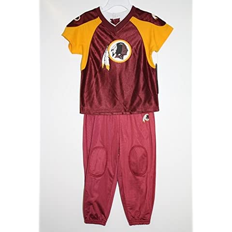 Washington Redskins Toddler NFL Jersey & Pants Set