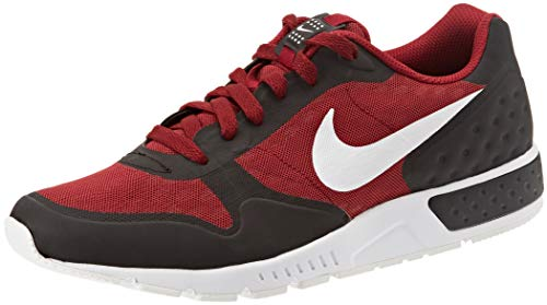 Nike Nightgazer LW Se, Zapatillas de Running para Hombre, Rojo (Red Crush/White/Black 601), 42 EU
