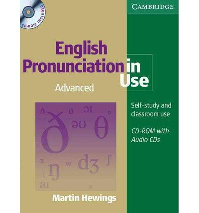 English Pronunciation in Use Advanced Book with Answers, 5 Audio CDs and CD-ROM (English Pronunciation in Use) (Mixed media product) - Common