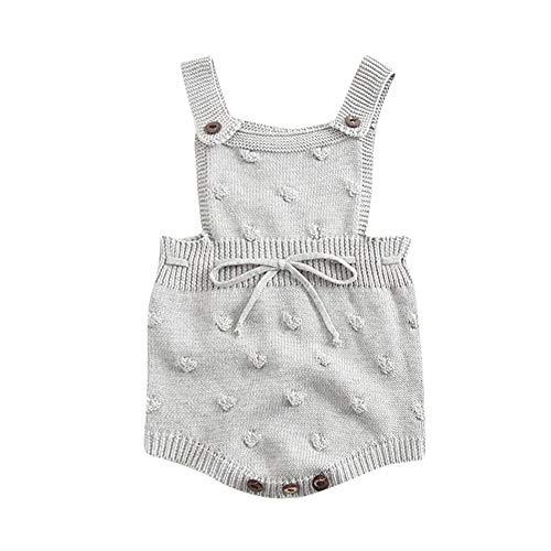 Ropa Newborn Baby Otoño Invierno, Zolimx Niños Niñas Bebé Punto Suéter Invierno...