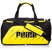 PUMA Unisex-Adult Football Bag, Yellow - 0768271