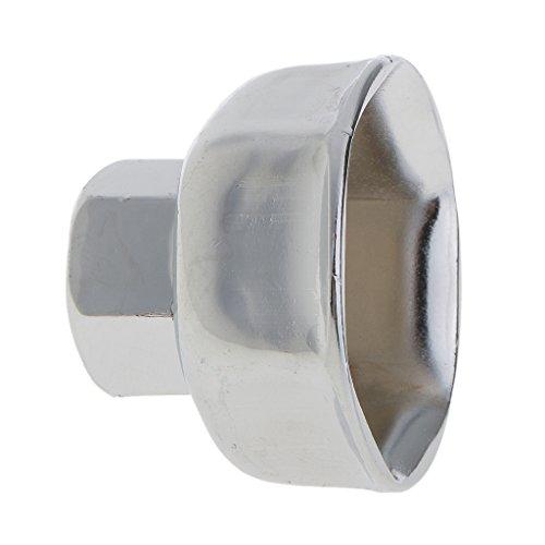 Preisvergleich Produktbild Gazechimp 36mm Ölfilterschlüssel Entfernen Kappengehäuse Werkzeug Steckschlüssel Filter Tool Universal