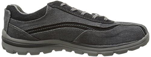 Skechers SuperiorMonavo Herren Sneakers Schwarz (Black)