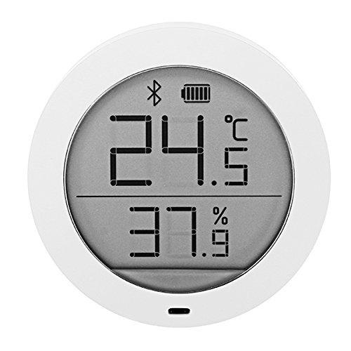 Xiaomi Mijia - Termómetro digital pantalla LCD sensor