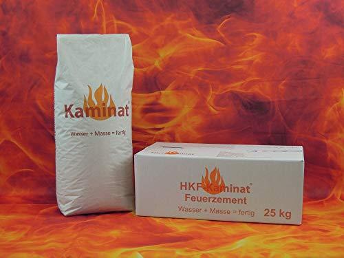 Feuerzement (25 - Pizzaofen Machen Sauber