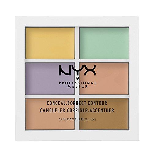 NYX Palette de correction des couleurs