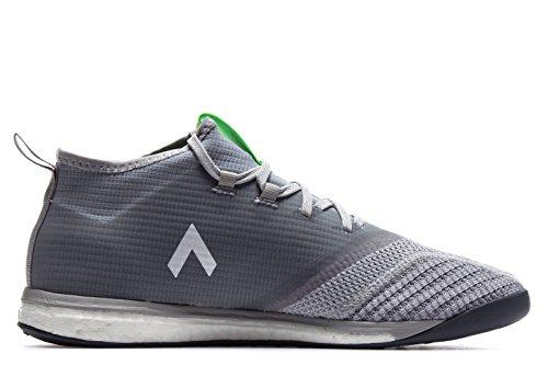Ace Tango 17.1 Street - Chaussures de Foot - Onyx/Blanc/Vert Solaire Bleu (Blu Onicla/ftwbla/versol)