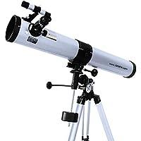 """Telescopio reflector de 900-76 EQ2 """"Big-Pack"""""""