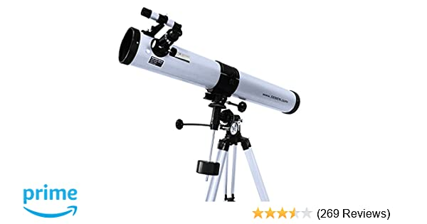 Seben eq reflektor teleskop inkl big pack amazon kamera