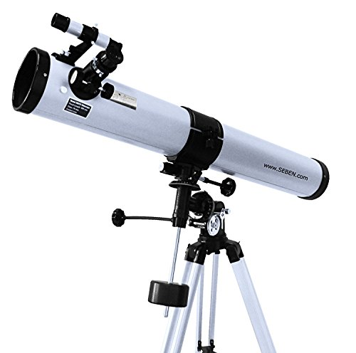Télescope réflecteur 900-76 EQ2 « Big-Pack »