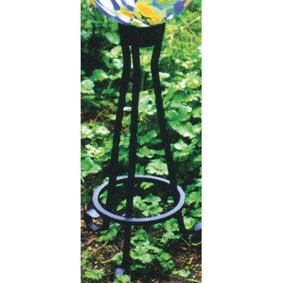 RSR Industries Echo Valley 9132 viktorianischer Globus Ständer für 25,4 cm bis 35,6 cm Kugeln, Schwarz -