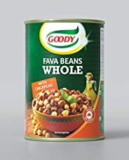 Goody Fava Beans Whole with Chick Peas 450 gm