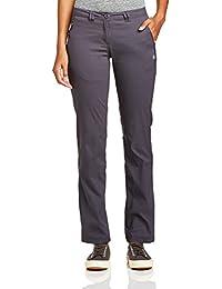 Craghoppers Kiwi Pro Stretch - Pantalón deportivo para mujer gris gris Talla:16/31 cm