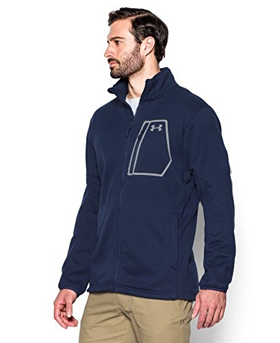 Under Armour UA Storm Extreme ColdGear Jacket Steel (Academy/Steel)