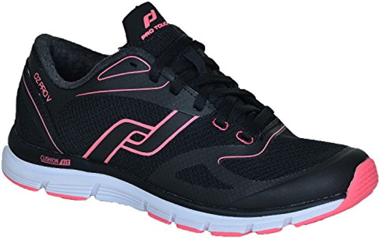 Pro Touch Zapatillas de running para mujer oz Pro V W Negro/Rosa