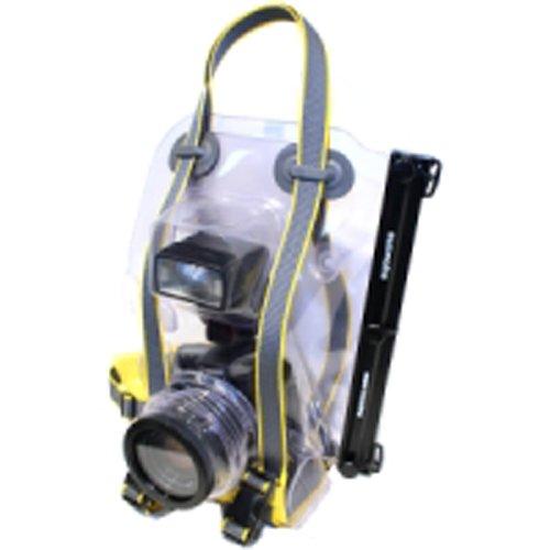 00Unterwasser-Gehäuse für DSLR-Kameras (transparent) (Ewa-marine-gehäuse)
