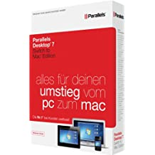 Parallels Desktop 7 Switch to Mac Edition
