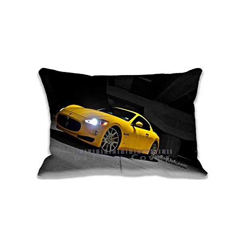 maserati-granturismo-pillow-case-kissenbezge-printed-cute-cars-pillow-shams-comforter-bedroom-living