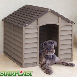A2Z Home Solutions® Adorable exterior plástico caseta