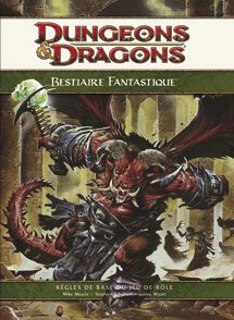Play Factory - Dungeons & Dragons 4.0 : Bestiaire Fantastique
