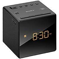 Sony ICF-C1 - Radio despertador con pantalla LED, negro