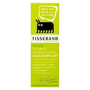 Tisserand Tea-Tree & Lemon Eucalyptus Headlice Repellent