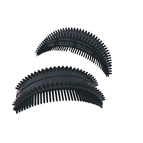 2 Stück Spice Girls Frisur flaumig erhöhen Pad Haarnadel Hair Styling Gerät Fluffy Twist Updo Heimwerkerutensilien