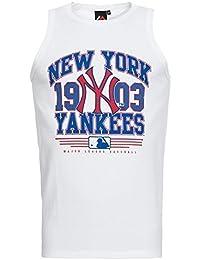 Amazon.it  New York Yankees - Majestic   Uomo  Abbigliamento fe6536a5f353