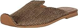 Kolapuri Centre Mens Tan Jute Ethnic Sandals - 6 UK