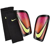 Nike MERCURIAL LITE - Schienbeinschutz Unisex, Rosa (pink blast/black/volt)