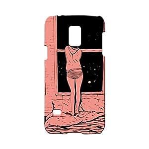 BLUEDIO Designer Printed Back case cover for Samsung Galaxy S5 - G5098