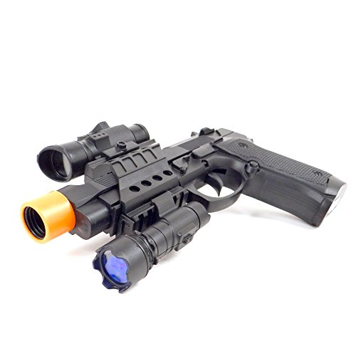 WDK Partner - A1400129 - Jeu De Tir - Pistolet Viseur