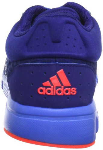 adidas breeze m G97191 Herren Laufschuhe Blau (Night Blue F13 / Metallic Silver / Infrared)