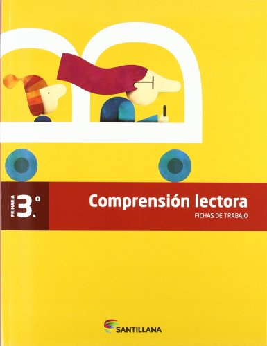 FICHAS COMPRENSION LECTORA 3 PRIMARIA - 9788468011981
