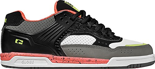 Globe , Chaussures de skateboard pour homme - BLACK/LIME/FLUORO RED