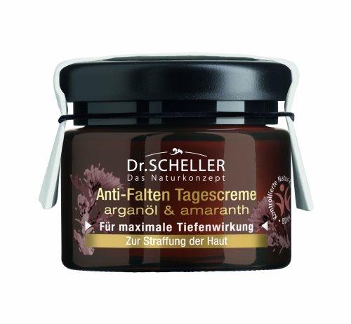 Apotheker Scheller Naturkosmetik 00029793 Arganöl Anti Falten Tagescreme 50 ml