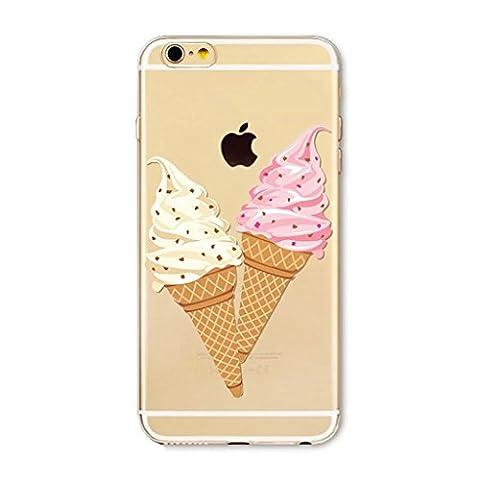 MUTOUREN iPhone SE/5/5S case cover Soft Silicone Bumper Ultra Thin