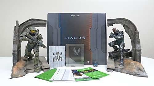 Halo 5: Guardians Limited collector's Edition (Xbox One)