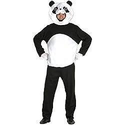 Guirca Disfraz adulto oso panda, Talla 52-54 (84609.0)