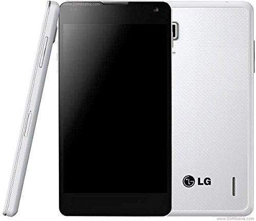 'LG Optimus G E975–Smartphone Orange kostenlose (Bildschirm 4.7, Kamera 13MP, 32GB, Quad-Core 1,5GHz, 2GB RAM, Android), weiß Lg Dual-band-tv