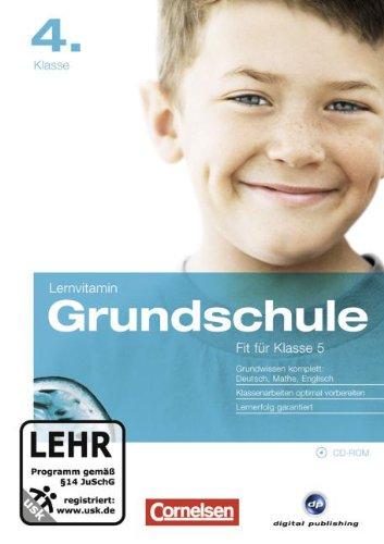 Lernvitamin - Grundschule 4. Klasse