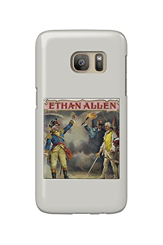 ethan-allen-brand-cigar-box-label-galaxy-s7-cell-phone-case-slim-barely-there
