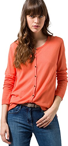 BRAX FEEL GOOD Ann - Damenstrickjacke Mandarine