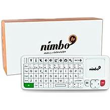 Nimbo.TV Web Kit - Plataforma de contenidos para la televisión, color blanco