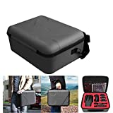 Bescita Drone Rucksack Handtasche, Wasserdichter Reisetasche Outdoor Carry on Hard Case Tasche für DJI Mavic 2 / PRO / AIR / Spark Drone Sunnylife Handtasche (Pro/ Platinum)