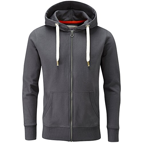 Charles Wilson Originals Zip Hoody (Charcoal, Medium)
