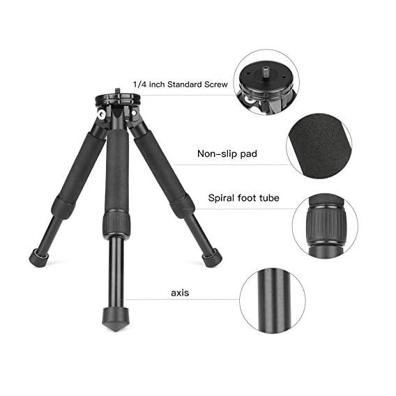 DF-Aluminiumlegierung-Portable-Mini-Kamera-Stativ-fr-Handy-Digitalkamera