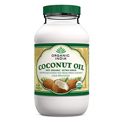 Organic India Coconut Oil 500ml  available at amazon for Rs.715