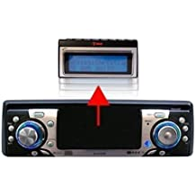 TOKAI - LAR301 RM - AutoRadio - RDS - CD - Lecteur MP3 Amovible - USB - Ecouteurs - Façade Basculante - 4x50 W Noir
